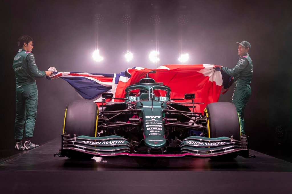 Aston Martin Formula 1 team revived