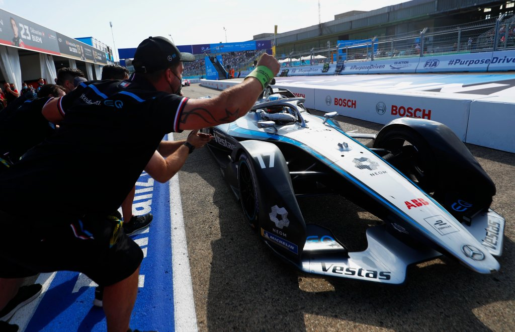 Nyck de Vries Crowned Formula E Champion