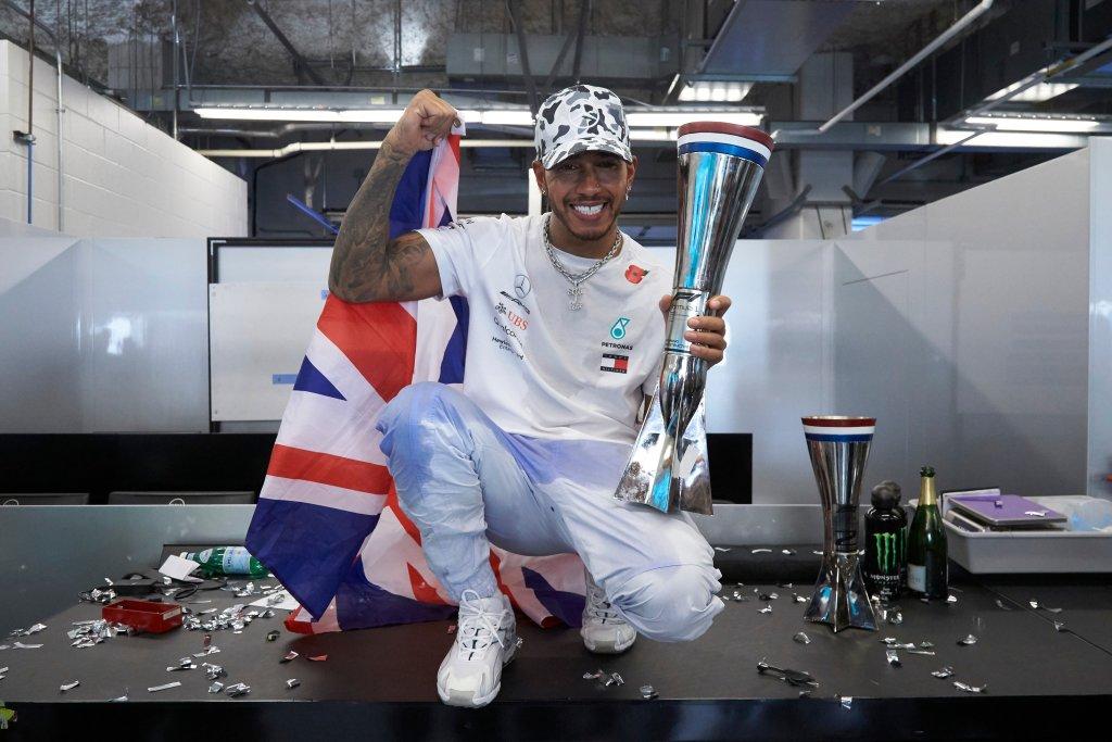 F1 World Champions