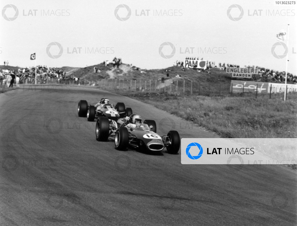 1966 Dutch Grand Prix.
