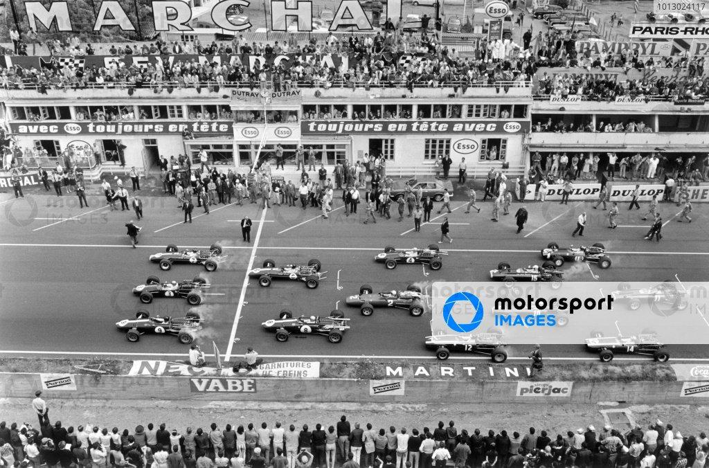 1967 French Grand Prix.