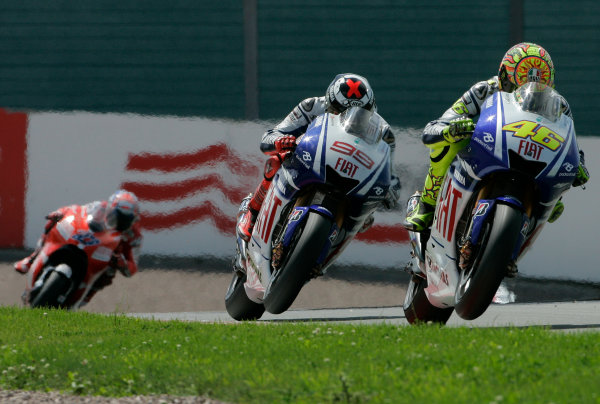 Grand Prix of Germany. Sachsenring. Germany.