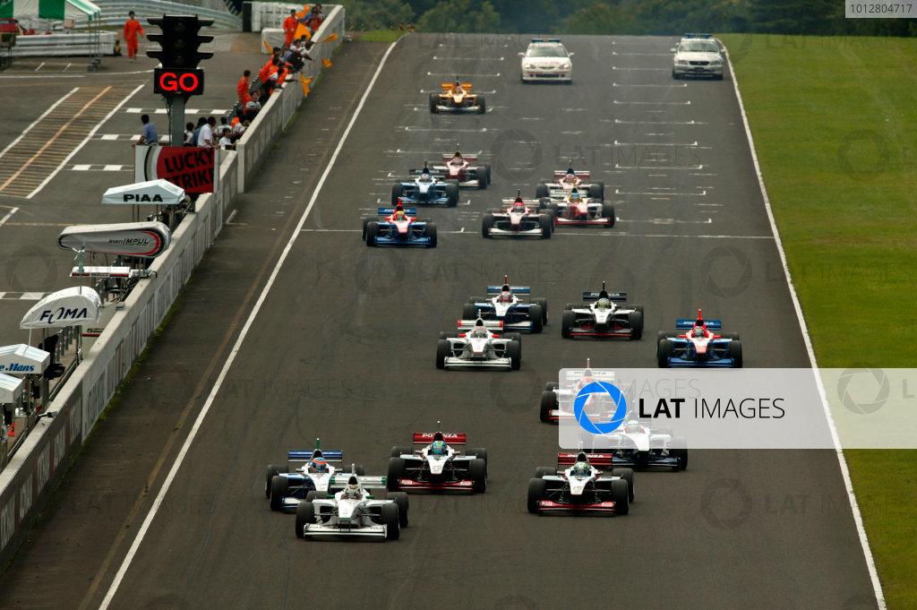 2003 Formula Nippon Championship