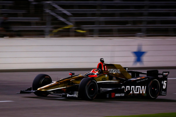 10-11 June, 2016, Fort Worth, Texas USA James Hinchcliffe ?2016, Phillip Abbott LAT Photo USA