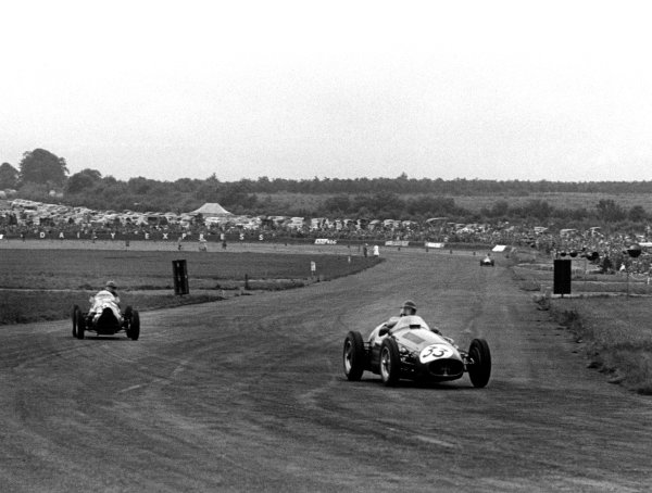 Silverstone, Great Britain. 17th July 1954.