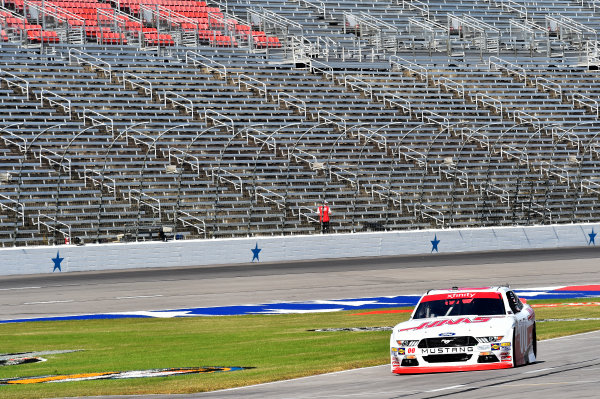 NASCAR XFINITY Series O?Reilly Auto Parts 300 Texas Motor Speedway Fort Worth, TX USA Friday 3 November 2017 Cole Custer, Haas Automation Ford Mustang World Copyright: John K Harrelson LAT Images