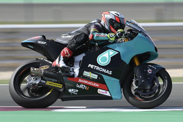 Xavi Vierge, Petronas Sprinta Racing.