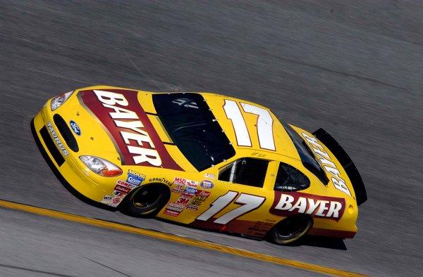 2003 NASCAR Daytona 500 Speedweeks,BGN12,February 2003 Daytona Busch Grand National qualifying 12 Feb 2003-Matt Kenseth-World Copyright-RobtLeSieur2003LAT Photographic