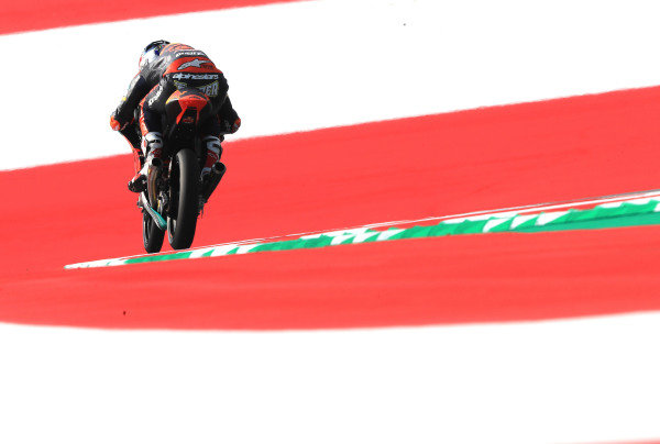 Darryn Binder, Red Bull KTM Ajo.