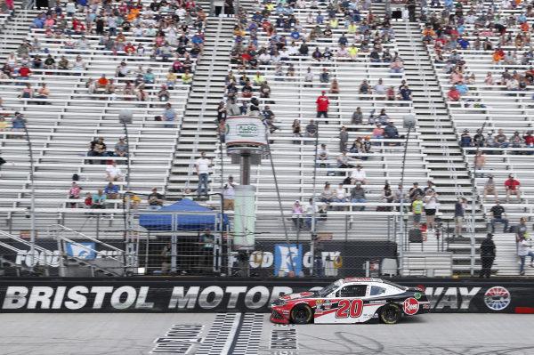#20: Christopher Bell, Joe Gibbs Racing, Toyota Supra Rheem
