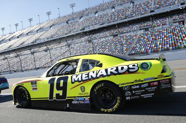 #19: Brandon Jones, Joe Gibbs Racing, Toyota Supra Menards/Barracuda Pumps