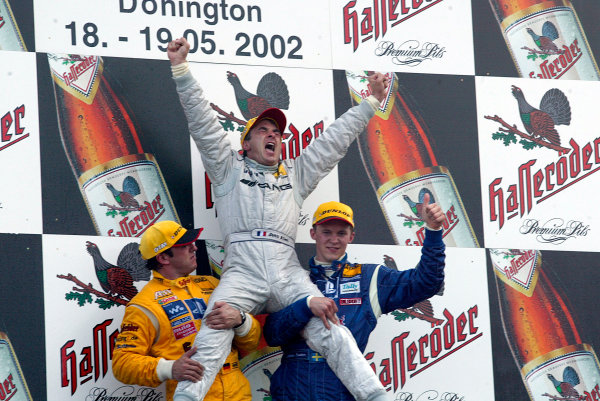 2002 DTM Championship