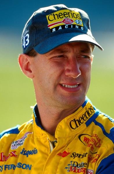 John Andretti (USA) came home in 34th for the Dodge Cheerios teamNASCAR Winston Cup, Talladega, USA, 21 October 2001BEST IMAGE