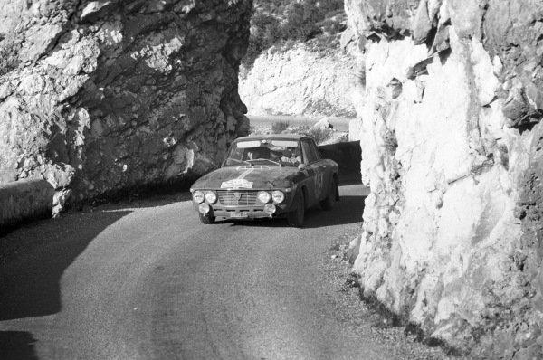 Hannu Mikkola / Arto Salminen, Lancia Fulvia HF.