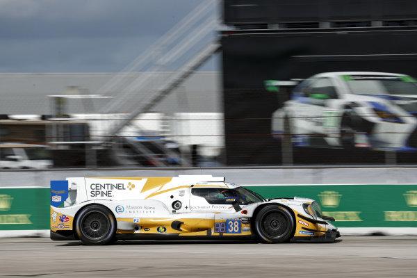 #38 Performance Tech Motorsports ORECA LMP2 07, LMP2: Don Yount, Patrick Byrne, Guy Cosmo
