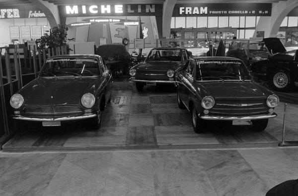 Vignale Fiat 850