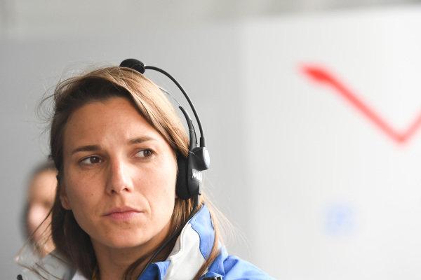 Simona de Silvestro (CHE), ABB Ambassador