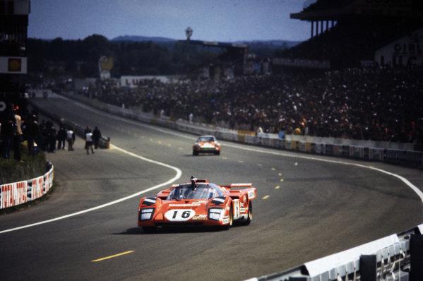 Chris Craft / David Weir, David Piper Autorace, Ferrari 512 M.