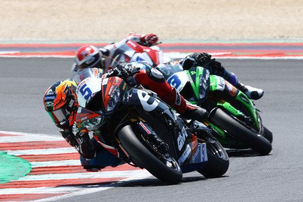 Philipp Oettl, Kawasaki Puccetti Racing, Raffaele De Rosa, Orelac Racing VerdNatura.