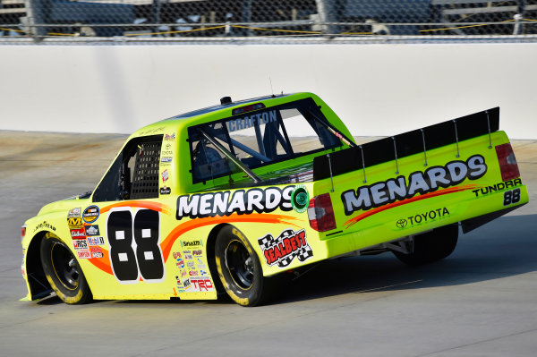 12-13 May, 2016, Dover, Delaware USA Matt Crafton ? 2016, Nigel Kinrade LAT Photo USA
