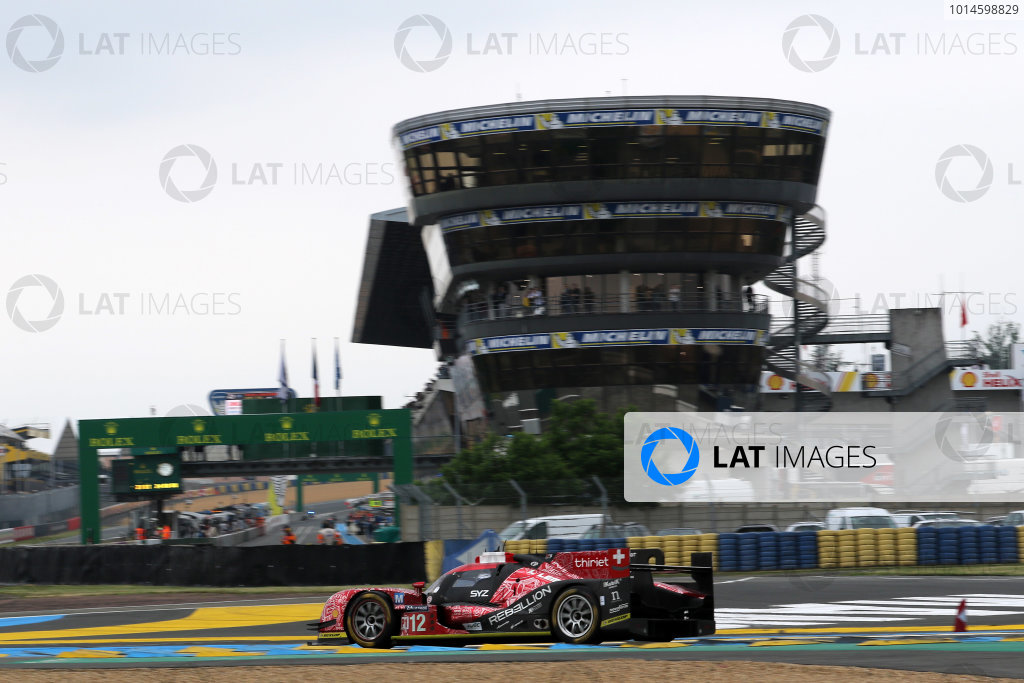 2016 Le Mans 24 Hours Test Day
