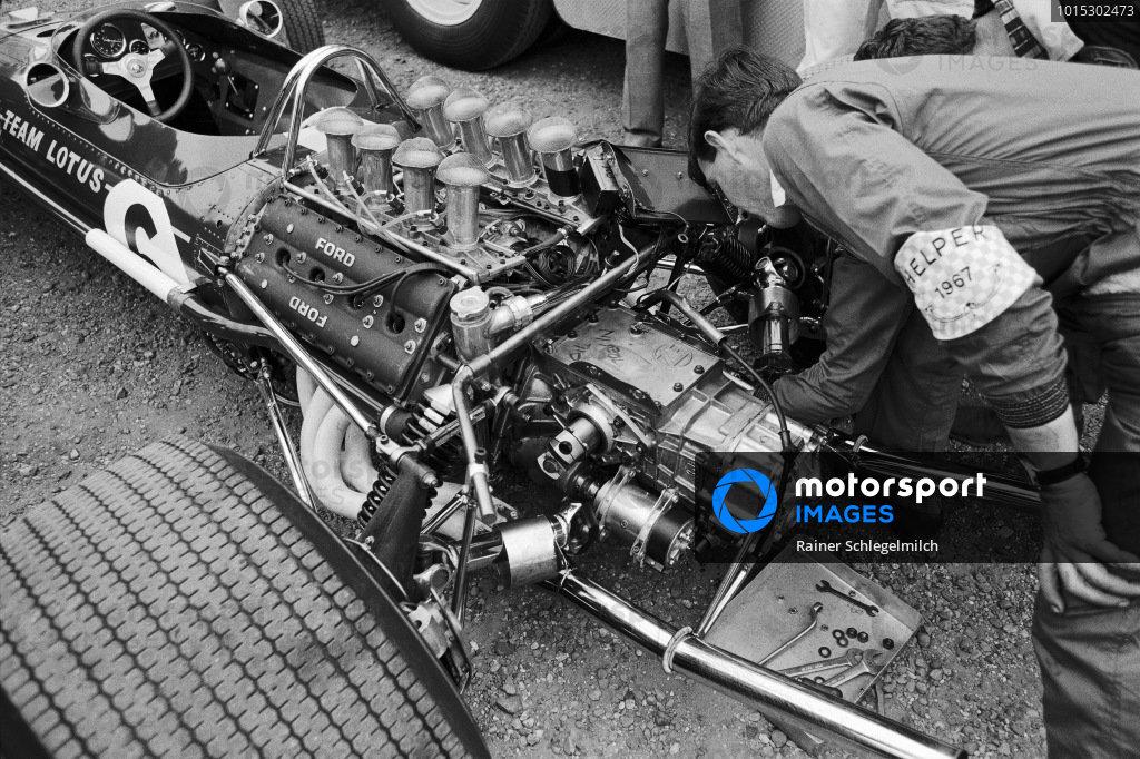 3 Liter Ford Cosworth Dfv V8 Engine – Lylc