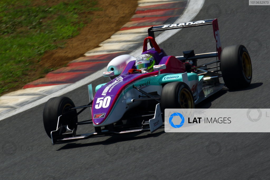 2011 Japanese Formula Three Championship.