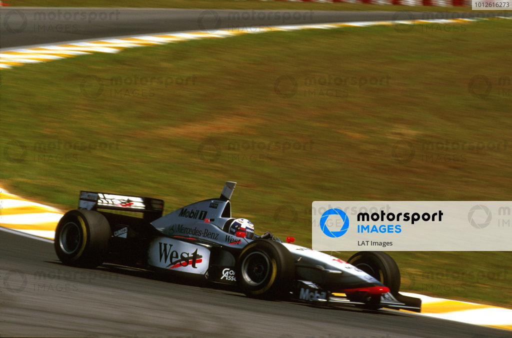 1997 Brazilian Grand Prix.