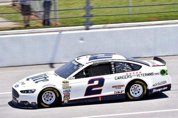 1-3 May, 2015, Talladega, Alabama USA Brad Keselowski ? 2015, Nigel Kinrade LAT Photo USA
