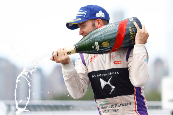 2016/2017 FIA Formula E Championship. Round 9 - New York City ePrix, Brooklyn, New York, USA. Saturday 15 July 2017. Photo: Alastair Staley/LAT/Formula E ref: Digital Image _R3I0062