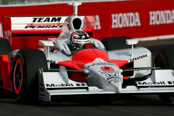 Sam Hornish Jr. (USA), Team Penske Dallara Honda.IRL IndyCar Series, Rd2, Honda Grand Prix of St Petersburg, Florida, USA. 31 March-01 April 2007.DIGITAL IMAGE