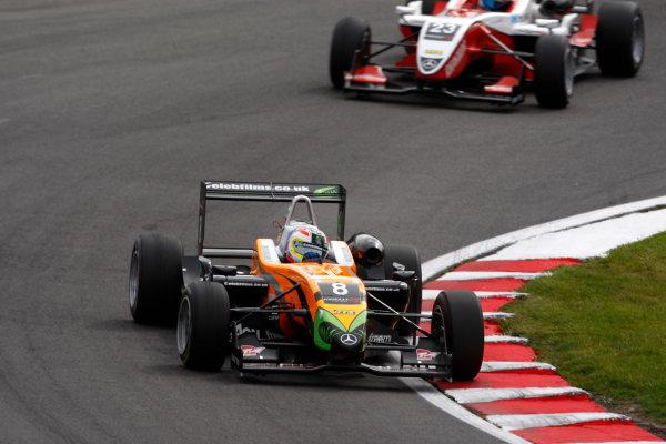 Brands Hatch, England.6th September 2009.Sam Bird (GBR, Mucke Motorsport) Action. World Copyright: Andrew Ferraro/LAT Photographicref: Digital Image_H0Y4295 jpg