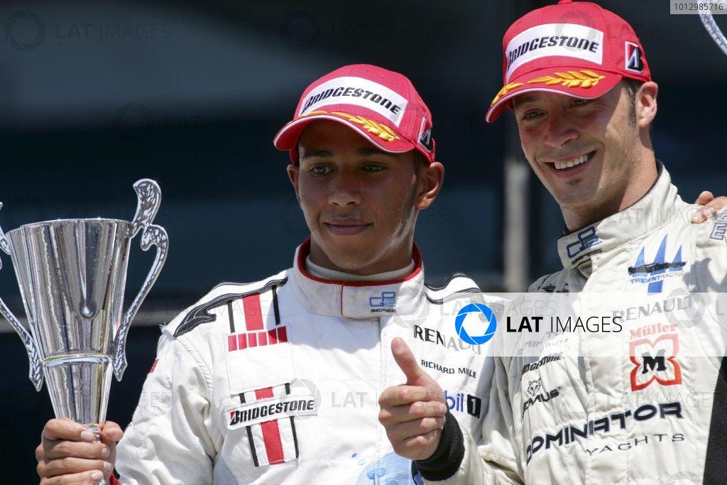 2006 GP2 Series. Round 10.
