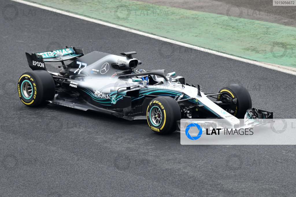 Mercedes Amg F1 2018 Launch Photo Motorsport Images