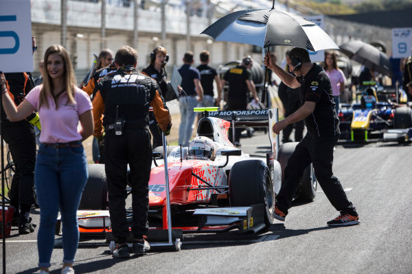 2017 FIA Formula 2 Round 10. Circuito de Jerez, Jerez, Spain. Sunday 8 October 2017. Jordan King (GBR, MP Motorsport).  Photo: Andrew Ferraro/FIA Formula 2. ref: Digital Image _FER3183