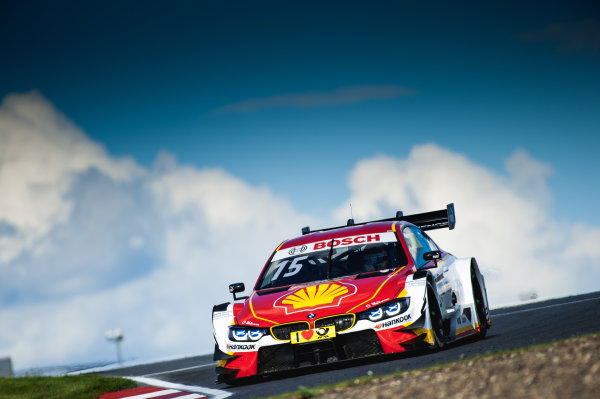 2017 DTM Round 5 Moscow Raceway, Moscow, Russia Friday 21 July 2017. Augusto Farfus, BMW Team RMG, BMW M4 DTM World Copyright: Evgeniy Safronov/LAT Images ref: Digital Image SafronovEvgeniy_2017_DTM_MRW-53