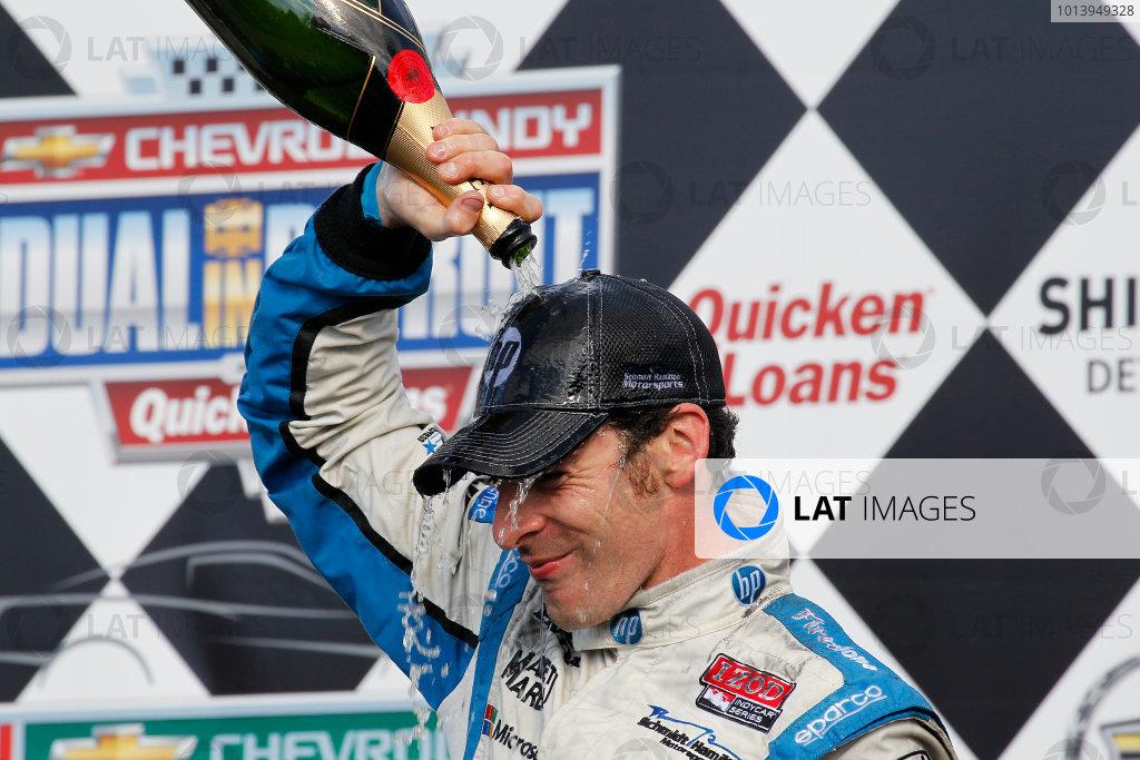 2013 IndyCar Detroit Belle Isle Race 2 Priority