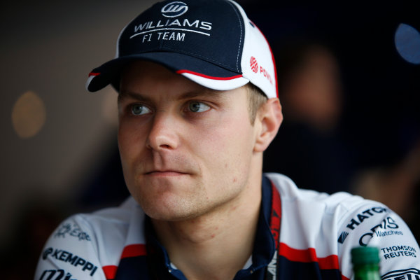 Silverstone, Northamptonshire, England 27th June 2013 Valtteri Bottas, Williams F1 World Copyright: Glenn Dunbar/  ref: Digital Image _89P6831