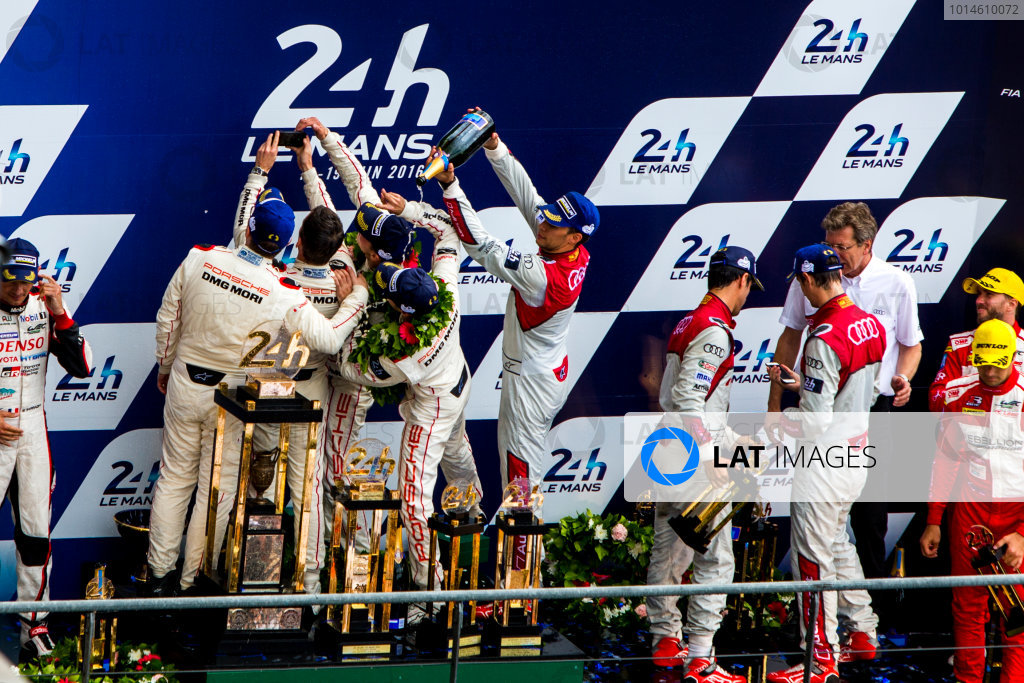 Round 3 - 24 Hours of Le Mans