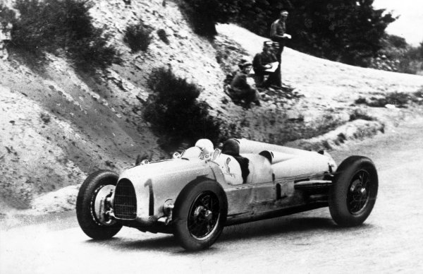Nurburgring, Germany. 15 July 1934.