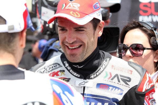 28 May 2012, Miller Motorsports Park, Tooele, Utah USACarlos Checa, Althea Racing World Copyright; Rebecca McKay/LAT Photographic