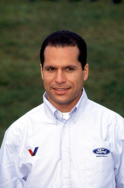 1998 Ford Focus WRC launch, Dunton, Great Britain.25 November 1998.Simon Jean-Joseph.World - LAT Photographic