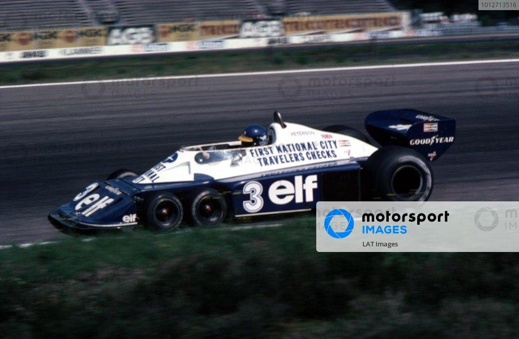 1977 Swedish Grand Prix.