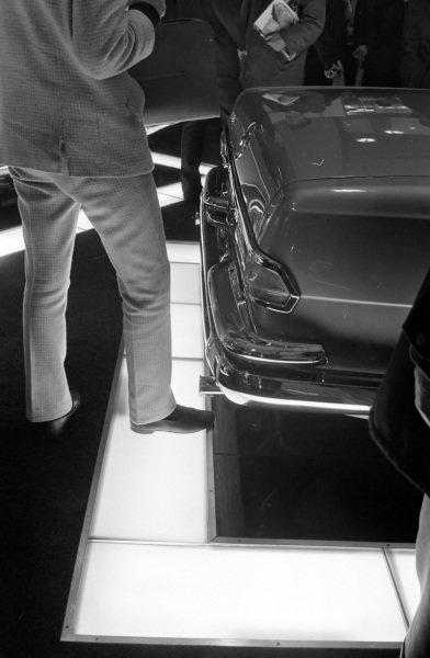 Mercedes Benz 600 series.