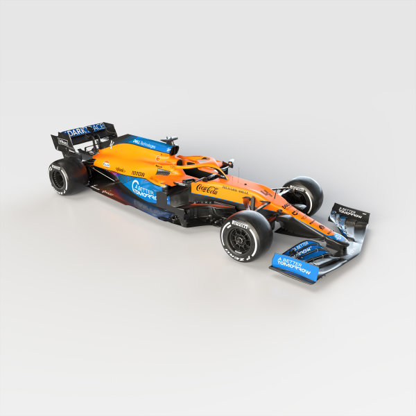 2021 MCL35M front three quarter
