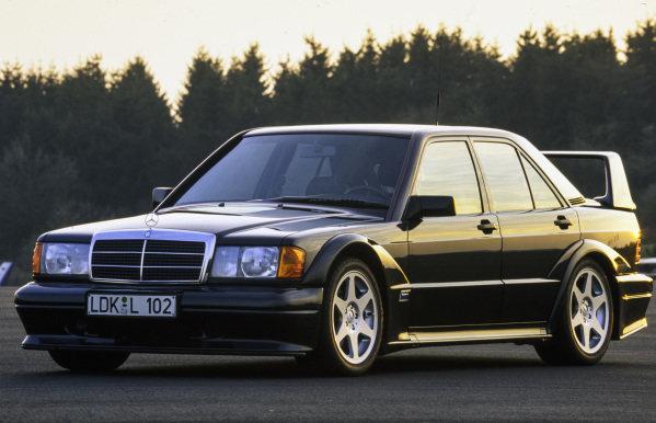 Mercedes-Benz 195E 2.5-16 Evolution II