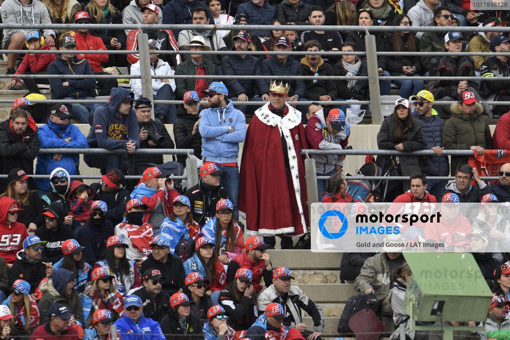 Marc Marquez, Repsol Honda Team fan