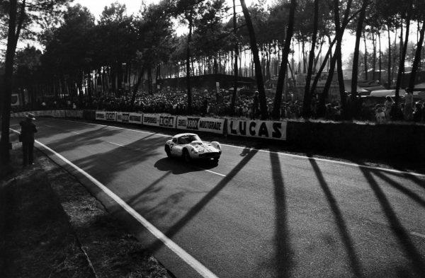 William Kimberley / Richard Thompson, Briggs Cunningham, Maserati Tipo 151/1 Coupé.