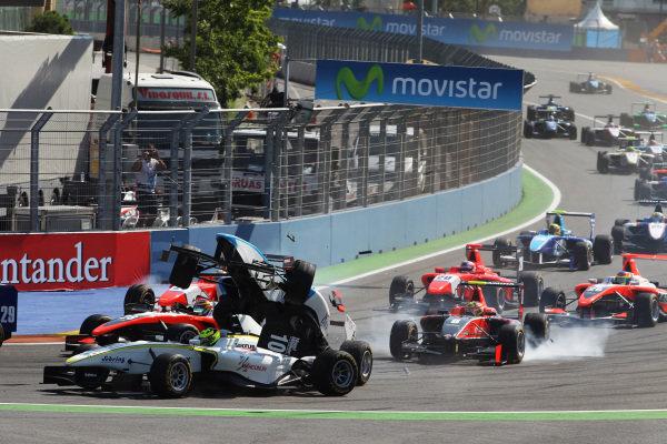 FIA Formula 3 kicks-off in Barcelona