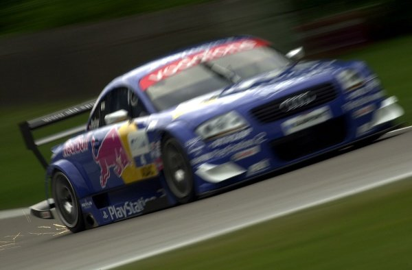 Karl Wendlinger (AUT) Abt Sportsline Audi TT-R.